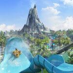 Así será Volcano Bay, el tercer parque de Universal Orlando