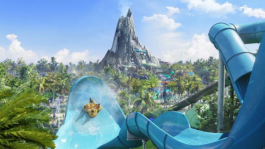 Volcano Bay, foto Universal Orlando Resort.